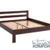 Двоспальне ліжко Альпіна 4175