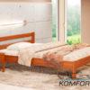 Двоспальне ліжко Альпіна 4178