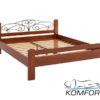 Двоспальне ліжко Амелія 4133