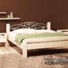 Двоспальне ліжко Амелія 4138