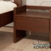 Двуспальная кровать Жасмин 4144