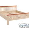 Двоспальне ліжко Лаванда 4150