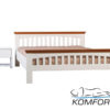 Двоспальне ліжко Лаванда 4152