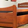 Односпальне ліжко Лінарія 4202