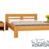 Двоспальне ліжко Ноліна 4162