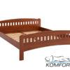 Двоспальне ліжко Розалія 4145