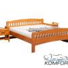 Двоспальне ліжко Розалія 4147