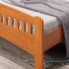 Двоспальне ліжко Розалія 4148