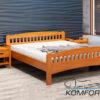 Двоспальне ліжко Розалія 4149