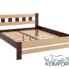Двоспальне ліжко Сакура 4129