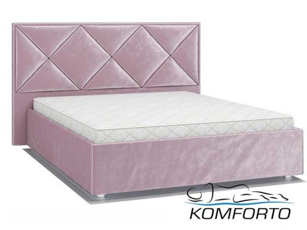 Ліжко-подіум Кристал