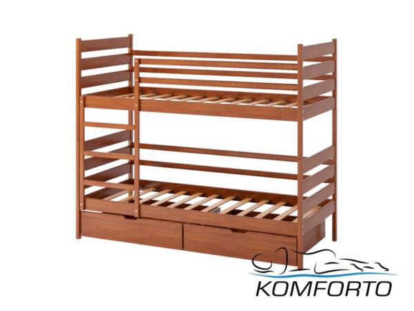 Двоярусне ліжко Ларікс