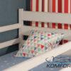 Двоярусне ліжко Ларікс 4914