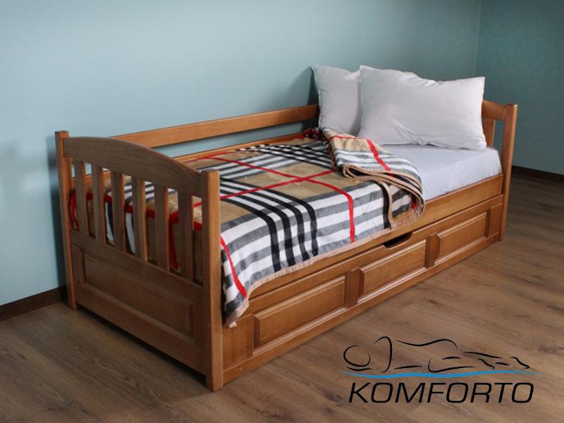 27ec2d17f750ea Дитяче ліжко Немо з підйомним механізмом