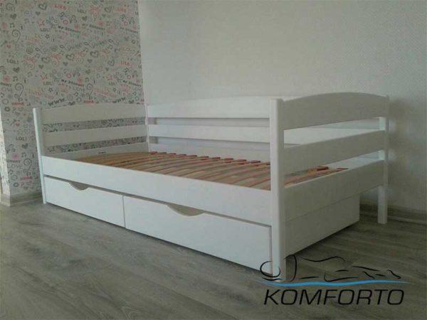 Ліжко Нота Плюс