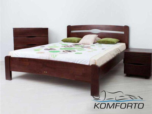 Ліжко Нова без ізніжжя