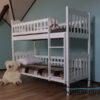 Двоярусне ліжко Рукавичка 8810