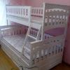 Двоярусне ліжко Русалонька 6844