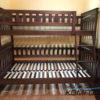 Двоярусне ліжко Русалонька 6465