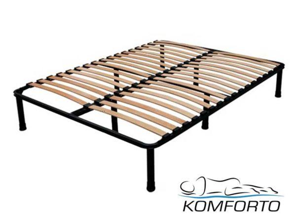 Каркас ліжка XL (6 ніжок + 2 додаткові)