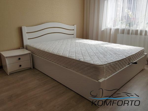 Ліжко Афіна Нова з підйомним механізмом