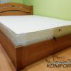 Ліжко Афіна Нова з підйомним механізмом 6830