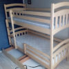 Двоярусне ліжко Бембі 6434