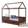 Ліжко хатинка Аммі 6855