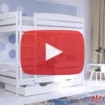 Новое видео кровати Estella
