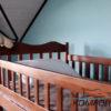 Двоярусне ліжко Рукавичка з підйомним механізмом 7846
