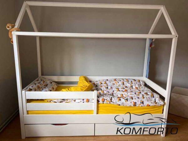 Ліжко хатинка Аммі