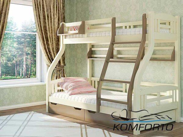 Ліжко двоярусне Світлана