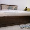 Кровать Мадрид М