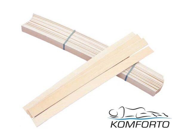 Ламель букова Komforto 53 мм