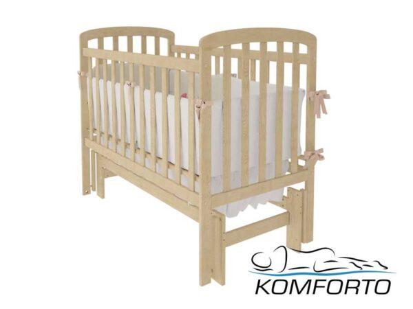 Детская кроватка Тедди
