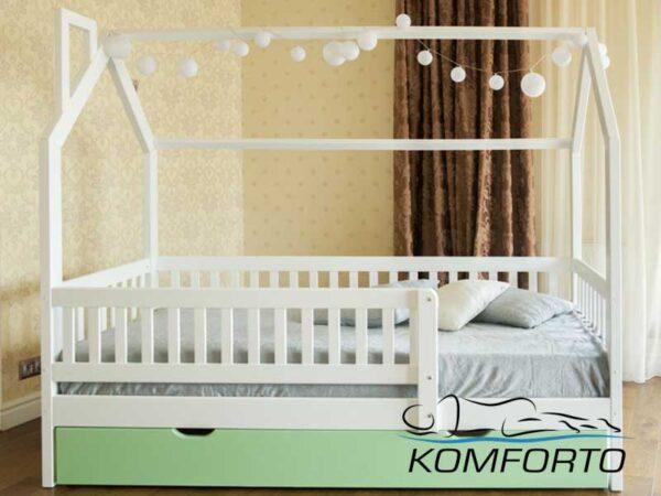 Ліжко будинок Віккі New +