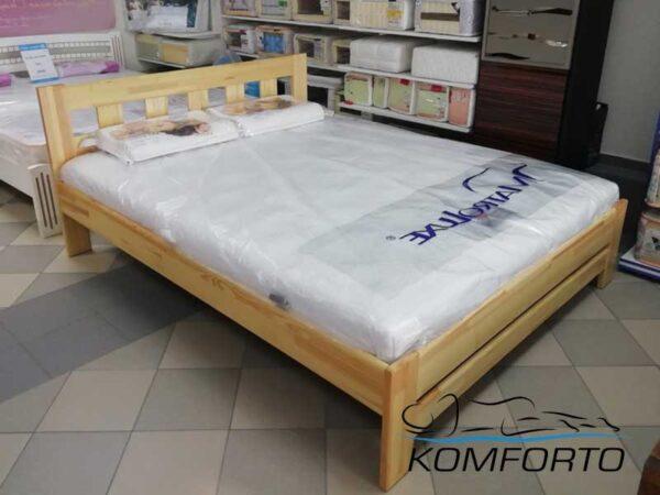 Кровать Декарт 160х200 (сосна)