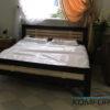 Ліжко Фрезія 160х200 (сосна) 12532